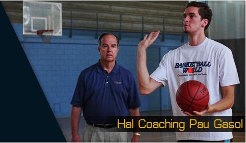 Hal Coaching Pau Gasol