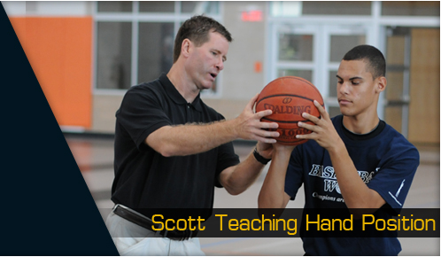 Scott Teaching Hand Position