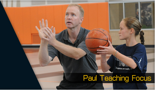 Paul Teaching Focus