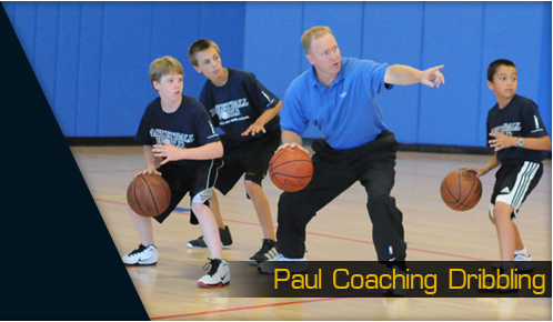 Paul Coaching Dribbling